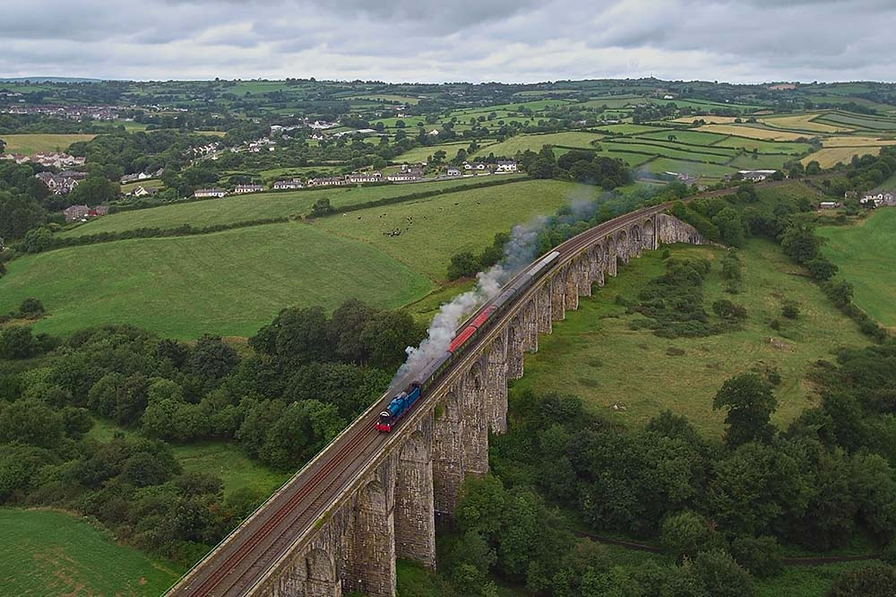 No.85 MERLIN Craigmore Viaduct